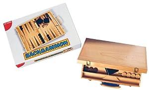 Dal Negro 54269 - Backgammon (Madera) Importado de Italia