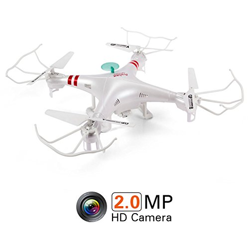 GP Toys F2C Aviax RC Drone with HD Camera and Headless Mode...