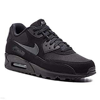 Nike Men's Air Max 90 Essential Training Shoes, Multicolour Anthracite-Black 011 7.5 UK (B07HYY682G) | Amazon price tracker / tracking, Amazon price history charts, Amazon price watches, Amazon price drop alerts