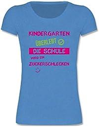 Blue Seven Mädchen Top Sommer Gr.92-122 Shirt ärmellos rosa T-shirt neu!