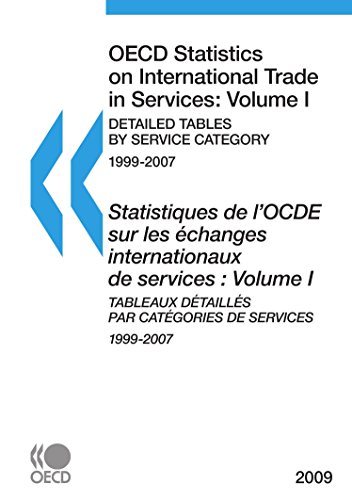 OECD Statistics on International Trade in Services 2009, Volume I, Detailed tables by service category: Edition 2009