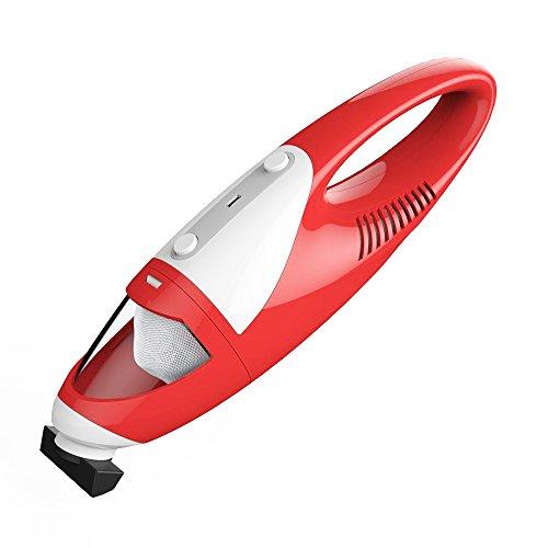 Akku Handstaubsauger, Starke Saugkraft, Schnelles Laden für Auto Haus usw, Autostaubsauger mit USB Kable - Not Just A Gadget