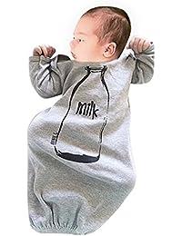 Domy recién nacido bebé Niños Ropa saco de dormir Pelele Body Sleepsack