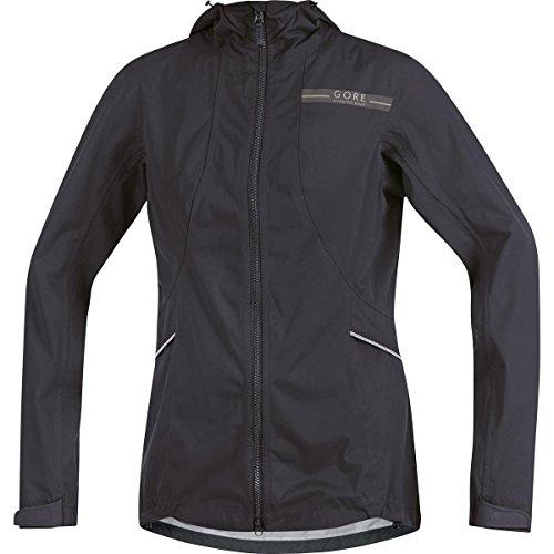 GORE RUNNING WEAR Women's Rain Jacket, GORE-TEX Active, AIR LADY Jacket, Size: 36, Brown, JGLAIR