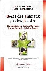 Soins des animaux par les plantes de Vincent Delbecque
