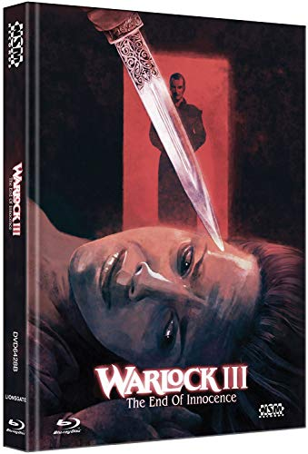 Warlock 3 - Das Geisterschloss [Blu-Ray+DVD] - uncut - auf 500 limitiertes Mediabook Cover B