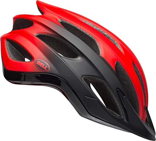 Bell Unisex- Erwachsene Drifter MIPS Fahrradhelm, Thunder mt/gl Crimson/Black, M