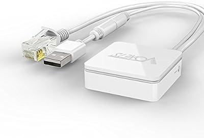 Vonets 300 Mbps Mini Wifi Router & Wireless Bridge y Repetidor VAR11 N de 300