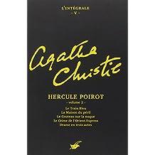Hercule Poirot : Volume 2, Le Train Bleu ; La Maison du péril ; Le Couteau sur la nuque ; Le Crime de l'Orient-Express ; Drames en trois actes