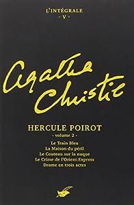 "Afficher ""Agatha Christie : l'intégrale n° 5<br /> Hercule Poirot. 2"""