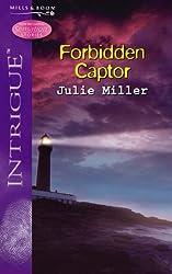 Forbidden Captor (Silhouette Intrigue)