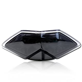 Motorrad LED Rücklicht Kawasaki Z1000 10-, SX / Tourer 11-, Versys 650 10-, getönt, Reflektor schw, E-geprüft