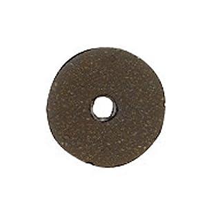 Gütermann/KnorrPrandell 6236618-6mm de lentejuelas negro liso, 500 unidades/bolsa Importado de Alemania