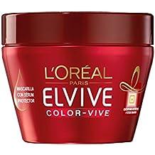 LOréal Paris Elvive Color-Vive Mascarilla ...