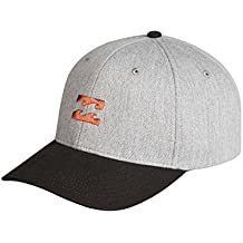 Billabong - Gorra Emblem Niños Color: Grey Heather Talla: Talla única