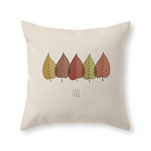 fengxutongxue Fall Colours Throw Pillow Indoor Cover (18