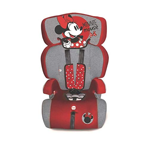 Auto KINDERSITZ Disney NEW MINNIE 90. JAHRESTAG Gruppe I/II/III > 9-36kg > ECE R44/04