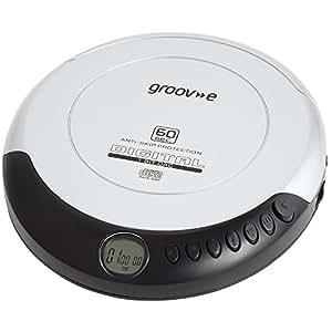 Lettore cd portatile-walkman cd player con display lcd supporta CD/CD-R/CD-RW + AURICOLARI.