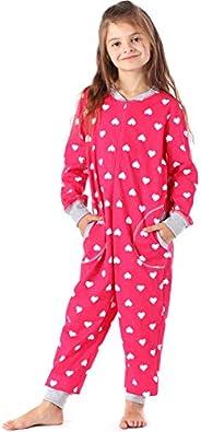Merry Style Pigiama Intero Bambina e Ragazza MS10-186