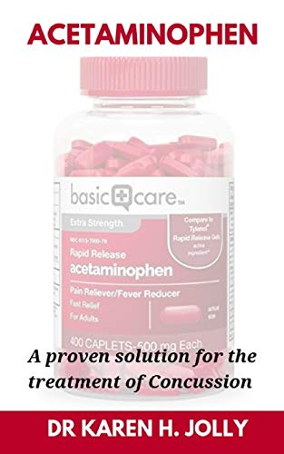 Acetaminophen: A proven solution for the treatment of Concussion