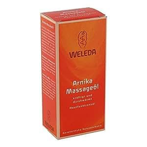 Weleda: Arnica Olio per Massaggi: Weleda: Taglia: Arnica Olio per Massaggi, 50ML (50ML)
