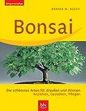Bonsai: Die schönsten Arten für draussen und drinnen. Anziehen, Gestalten, Pflegen