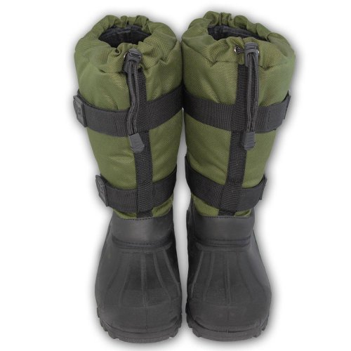 Fox Outdoor Kälteschutzstiefel Fox 40 C Skistiefel Kälteschutz-Stiefel Winterstiefel 37-47 Oliv