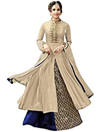 bd367862e13d Amazon.in  Sharara - Dress Material   Ethnic Wear  Clothing ...
