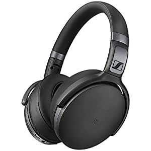 Sennheiser HD 4.40 BT Cuffia Wireless, Chiusa, Microfonica con Bluetooth, Nero