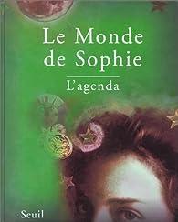 Le monde de Sophie : Agenda par Jostein Gaarder