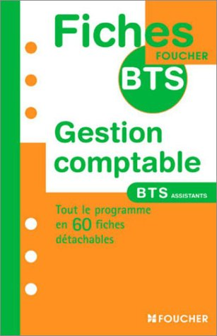 Gestion comptable BTS