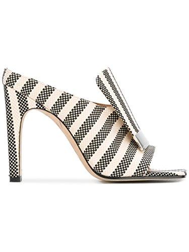sergio-rossi-scarpe-con-tacco-donna-a77980mte1211498-cotone-bianco-nero