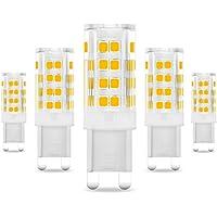 ESLAS G9 3.5 W LED Bombillas(330 lm,35 W equivalente a halógeno)