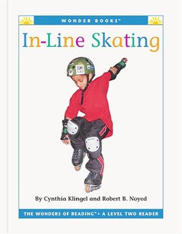 In-Line Skating (Wonder Books Level 2 Activities) por Cynthia Fitterer Klingel