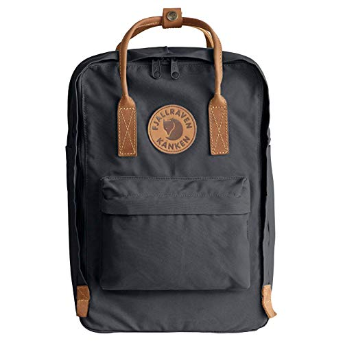 Fjällräven Kanken No. 2 Rucksack Laptop 15' 40 cm super Grey