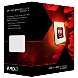 AMD FX-8350 CPU, AM3+, 4.0GHz, 8-Core, 125W, 16MB Cache, 32nm, Black Edition, No Graphics