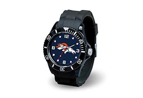 Rico NFL Spirit Armbanduhr, Schwarz, Einheitsgröße