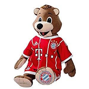 FC Bayern München BERNIE 35 CM im neuen Trikot (Home Go Trikot)