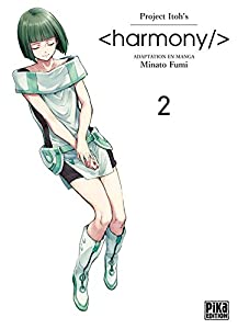 Harmony Edition simple Tome 2