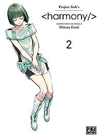 Harmony, tome 2 par Minato Fumi