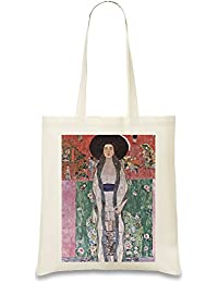 Portrait of Adele Bloch Bauer Gustavo Klimt Painting Bolso de mano