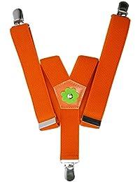Tirantes 'Y-Forma' para los Niñas 1-5 años, Flor Diseño