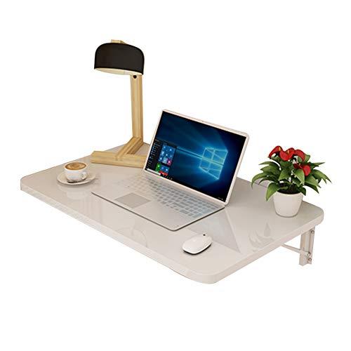 Faltbarer Wandtisch Der Faltbare Tischrahmen Wand-Computer-Schreibtisch-Tabellen, Sperrholz, 4 Farben, Größe 10 (größe : 120x40CM)