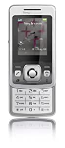 Sony Ericsson T303 shimmer silver Handy