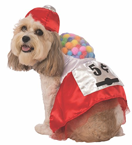 Gumball Kostüm - Rubie 's Gumball Kleid Pet Kostüm, groß