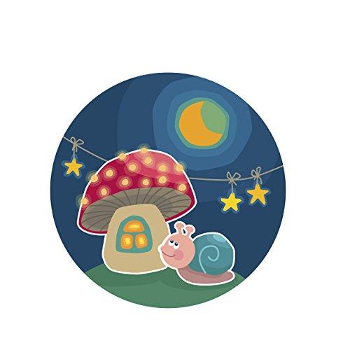Haba 301436 - Luz Nocturna para bebé (Plastic, 1 W, 66 g)