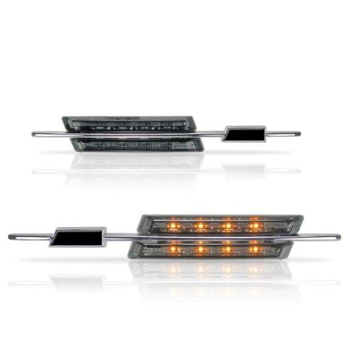 Akhan-SB07-LED-Seitenblinker-Seitenblinkleuchten-geeignet-fr-BMW-E81-E82-E87-E88-E90-E91-E92-E60-E61