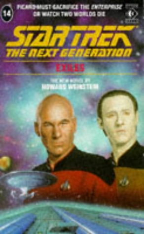 Cover of Exiles (Star Trek: The Next Generation 14)