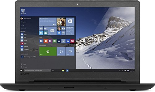 Lenovo Intel PQC - N3710 Processor (4GB /500GB HDD /Windows 10 Home/ Black /2.2kg), 80T700L2IN