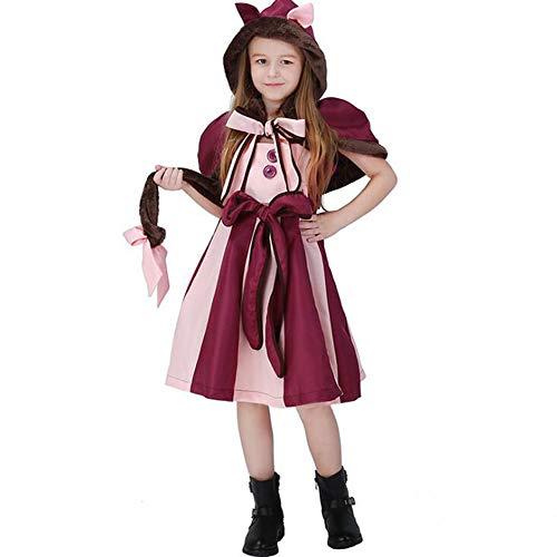 Von Oz Kostüm Zauberer Süße Der - C&NN Der Zauberer von OZ Dress Weihnachten Ostern Halloween Cosplay Kostüme für Mädchen,Thewizardofoz,XL